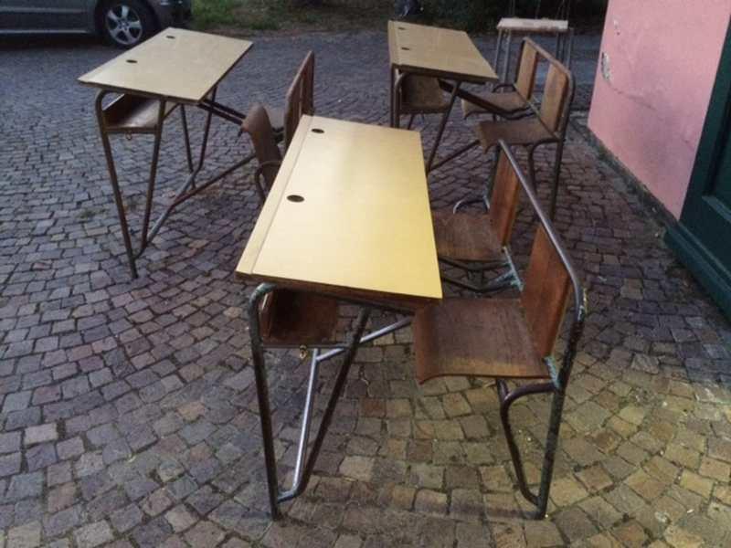 Tavoli e scrivanie – Laboratorio Vintage