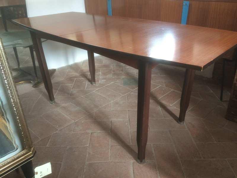 Tavolo Industriale Allungabile : Scrivanie allungabili simple tavolo anni u allungabile h piano