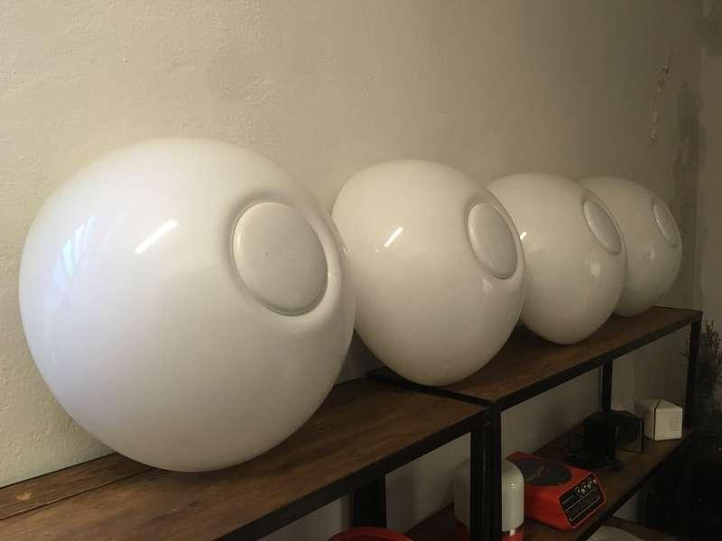Applique u plafoniera design martinelli luce vintage u laboratorio