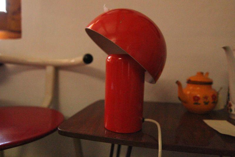 Lampada da tavolo design anni '70 – Laboratorio Vintage