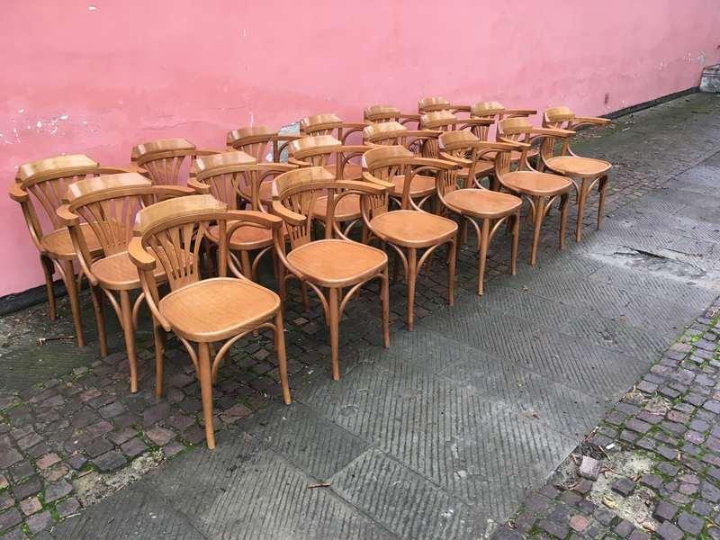 Sedie da osteria vintage – Laboratorio Vintage