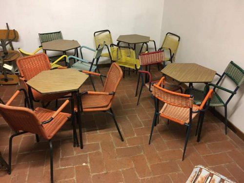 Tavoli e scrivanie laboratorio vintage - Mobile bar anni 70 ...
