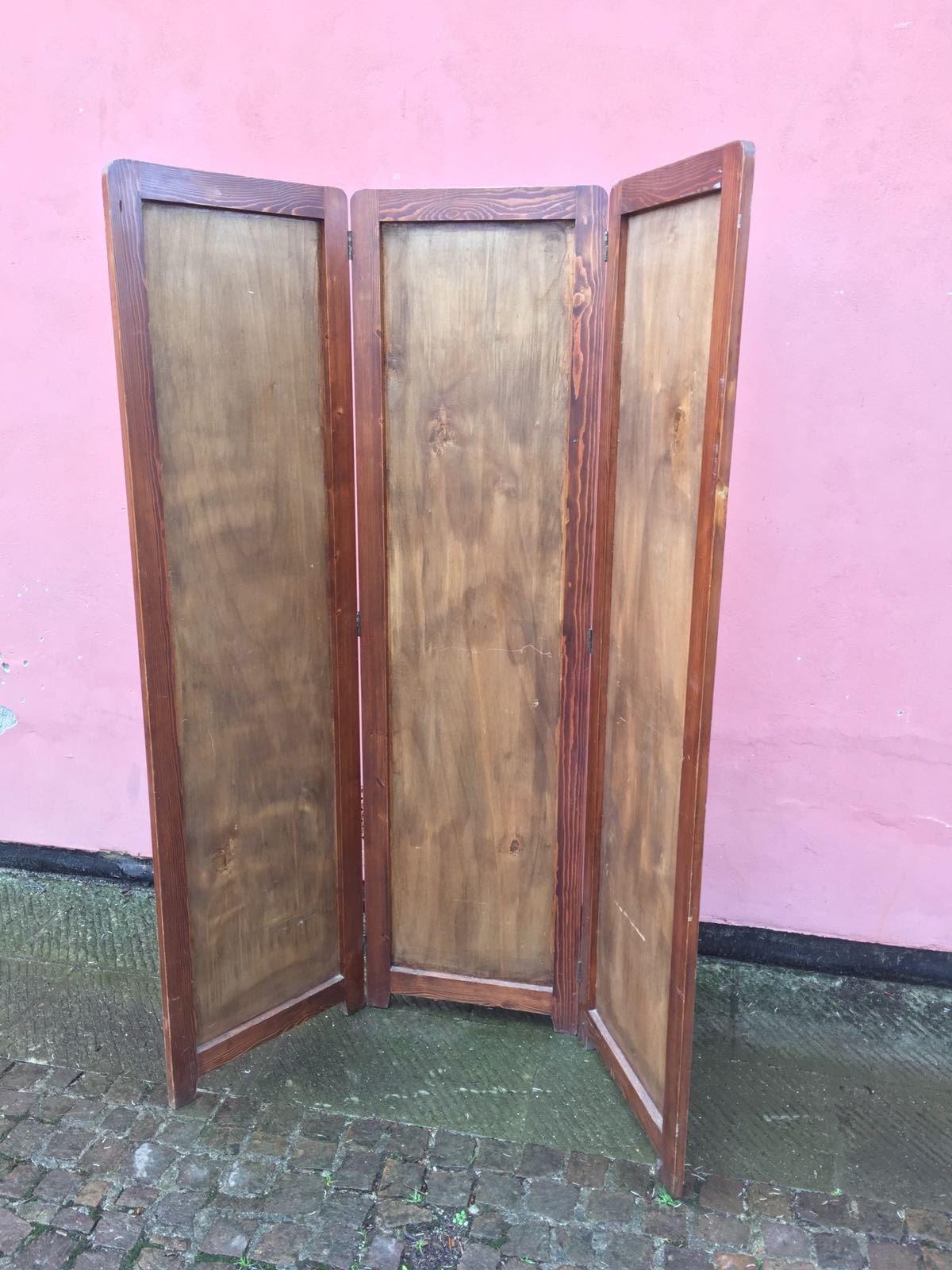Paravento – Separe\' in legno vintage – LABORATORIO VINTAGE