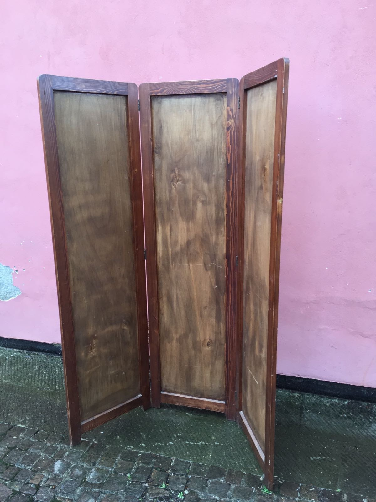Paravento – Separe' in legno vintage – Laboratorio Vintage
