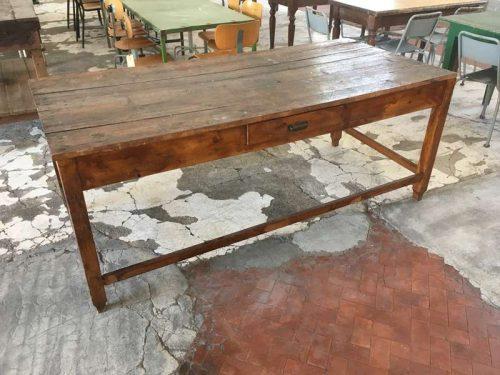 Tavoli e scrivanie laboratorio vintage - Mobili industriali vintage ...