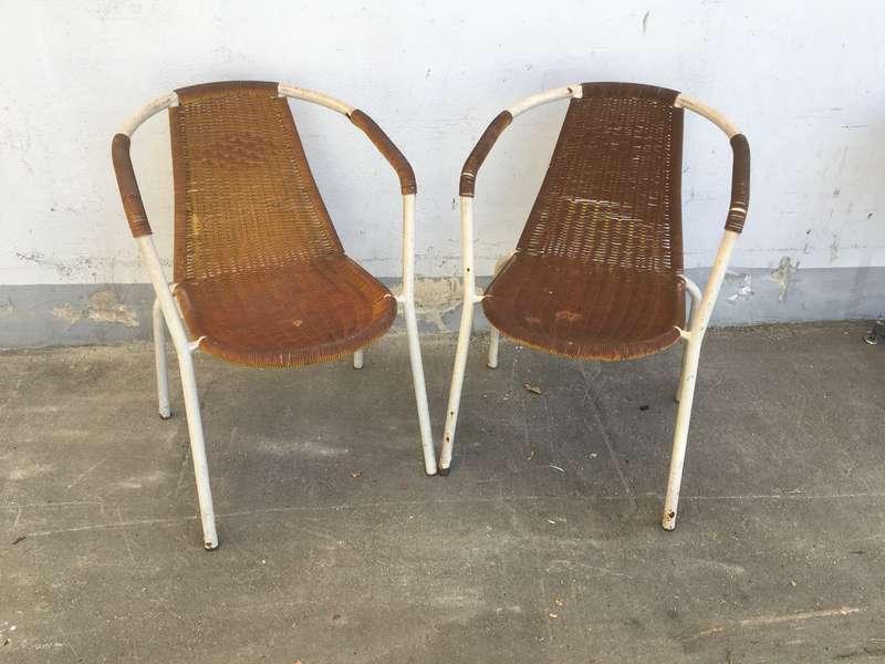Sedie da bar anni u coppia with sedie anni 70 for Sedia design anni 70