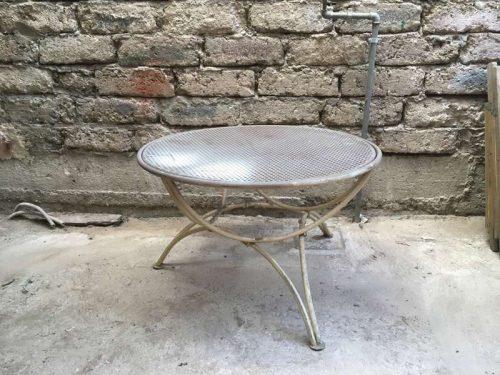 Tavoli Da Giardino Vintage.Tavolo Da Giardino Vintage H58 Diam 93 Laboratorio Vintage