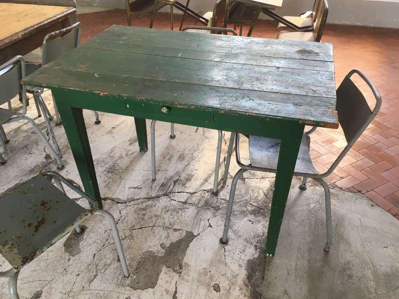 Tavoli E Scrivanie Laboratorio Vintage