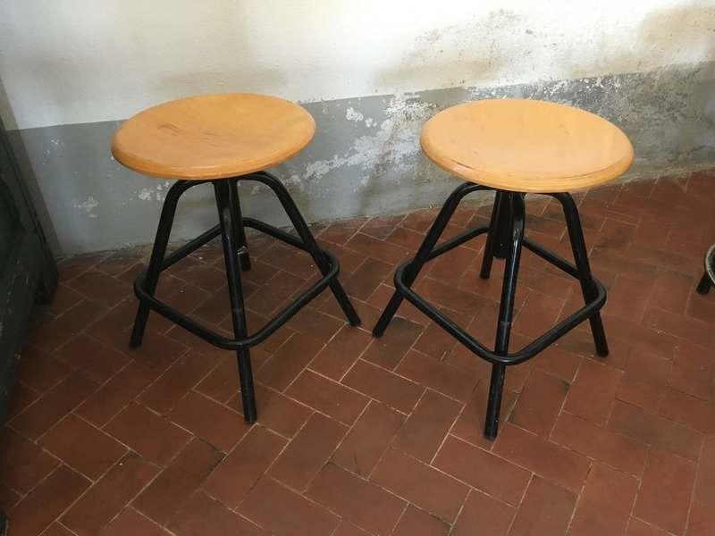 Sgabelli Per Laboratori : Sedie e sgabelli per studio medico