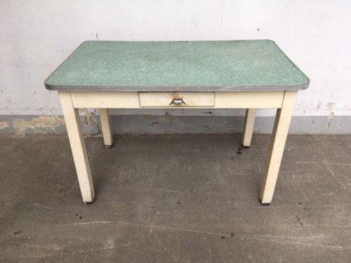 Tavolo anni 50 h80 lxl 124 74 laboratorio vintage for Tavolini anni 50
