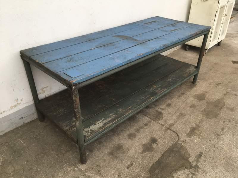 Tavoli Da Lavoro Vecchi : Banco da falegname vecchio. cheap vecchio banco da falegname in