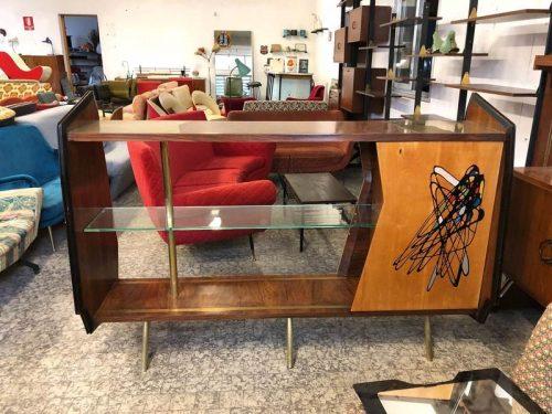 Novit laboratorio vintage - Mobile bar anni 50 ...