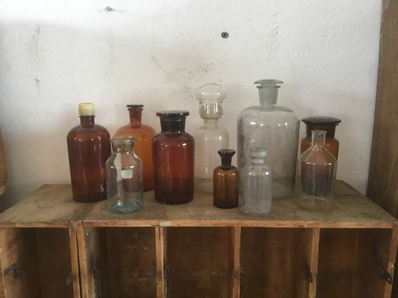 Vasi farmacia vintage u2013 laboratorio vintage