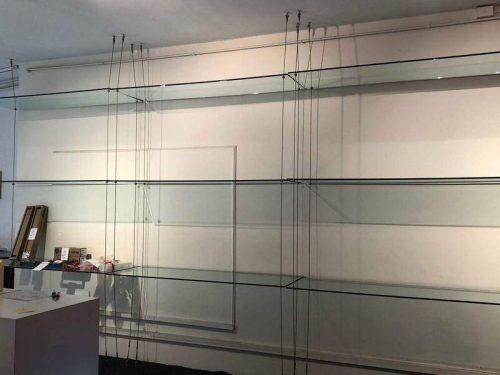 Librerie in vetro temprato design Kartell 60×165 e 60×180 ...