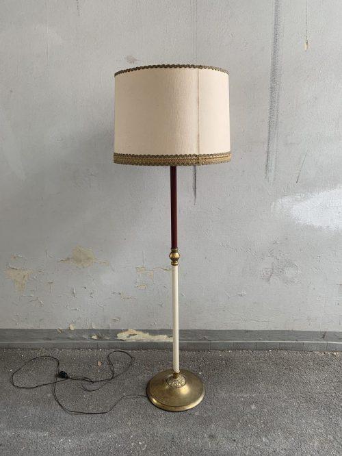Piantana Anni 70.Illuminazione Laboratorio Vintage