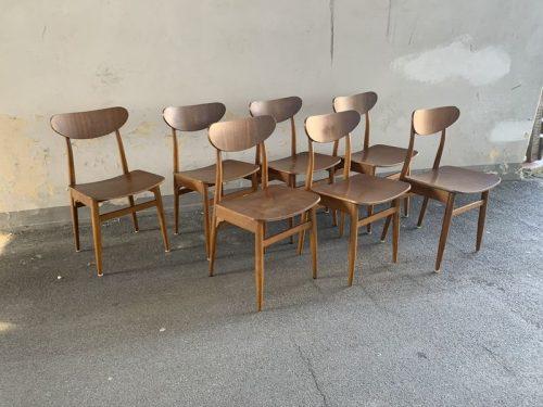 Sedie In Legno Anni 50.Sedie Pagina 5 Laboratorio Vintage